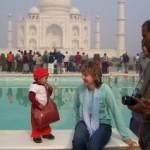 Jenny Stark in India
