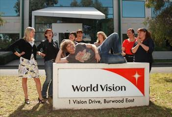 World Vision Blog Ambassadors