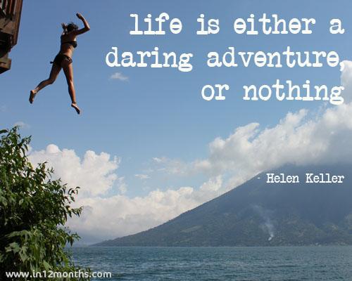 Inspirational Quotes About Adventure. QuotesGram