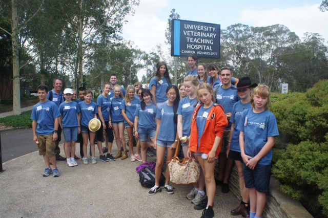 Future Vets Kids Camp - Andra Abolins