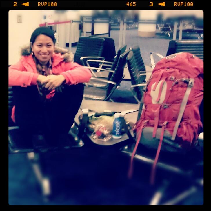Backpackers Backpack - Eartha Austin