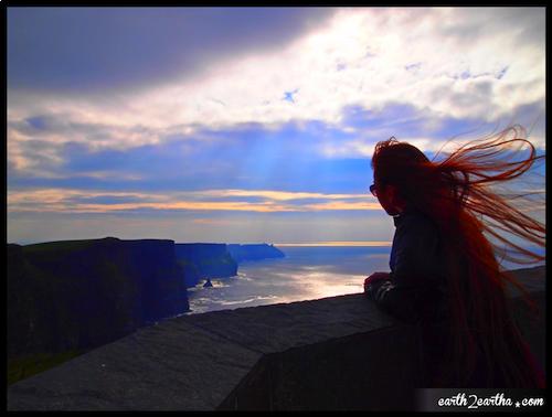 Cliffs of Moher - Eartha Austin