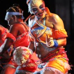 Femi Kuti Dancers - Womad NZ 2014
