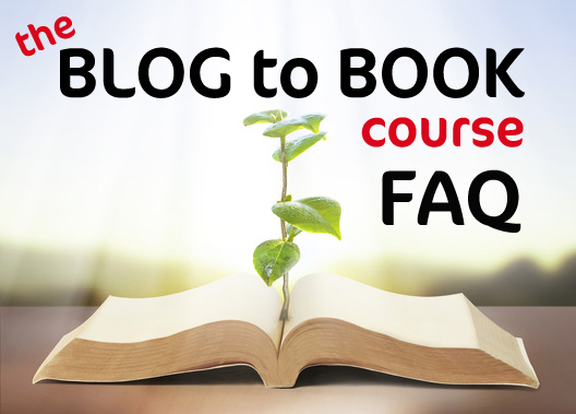 BOOK to BLOG course