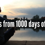 1000 days of travel