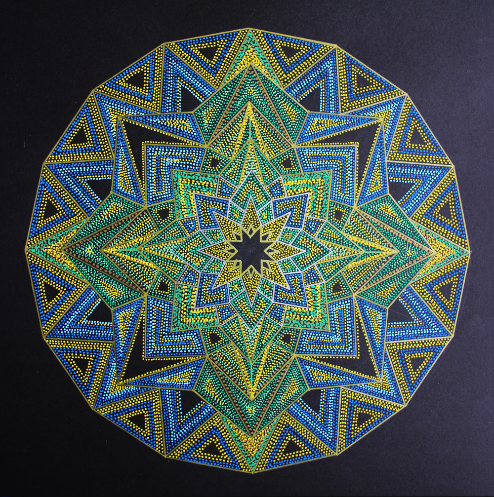 Mandala Serena Star Leonard
